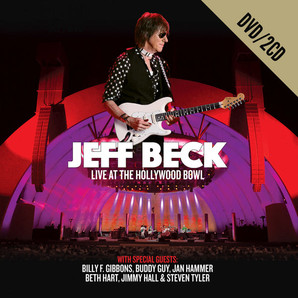 Live at The Hollywood Bowl - DVD & 2CD