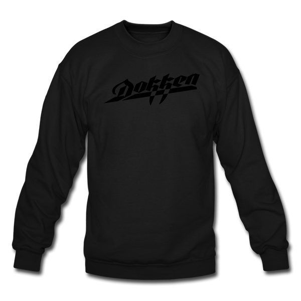 Black on Black (crewneck)