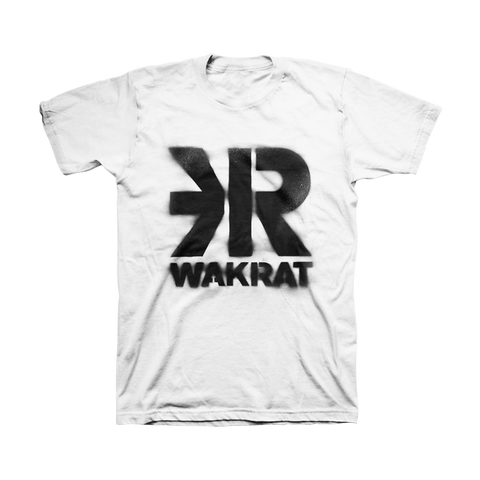 Spray Paint Tee - Wakrat