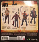 THE WALKING DEAD SERIES 1 Set (4)  MCFARLANE ACTION FIGURES COMPLETE