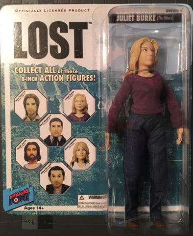 Lost Series 4 Juliet Burke Action Figure Bif Bang Pow Limited Edition