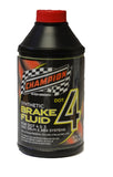 Champion Brands 4054K Brake Fluid DOT 4 12 oz. Each