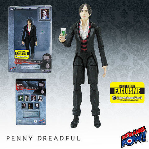 "Penny Dreadful Convention Exclusive Bif Bang Pow 6"" Dorian Gray SDCC 2015"