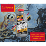 Bars Leaks 1334 One Seal Oil Stop Leak