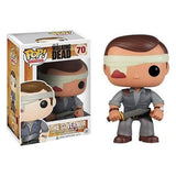 The Walking Dead Pop! Vinyl Governor Bandaged Version Figure
