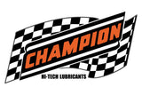 Champion Brands Motor 4309H Oil Synthetic Racing 15W-50, 1 Quart Each