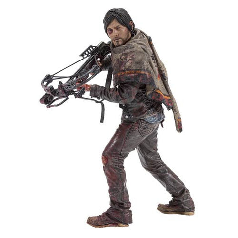 The Walking Dead Daryl Dixon Survivor Series 10-Inch Deluxe Action Figure