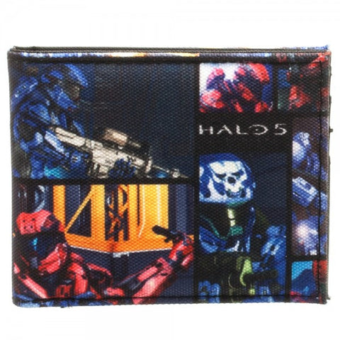 Halo 5 Quickturn Bi-Fold Wallet