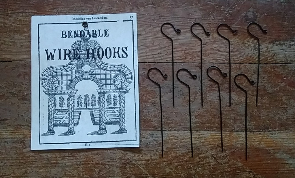 Bendable Wire Hooks