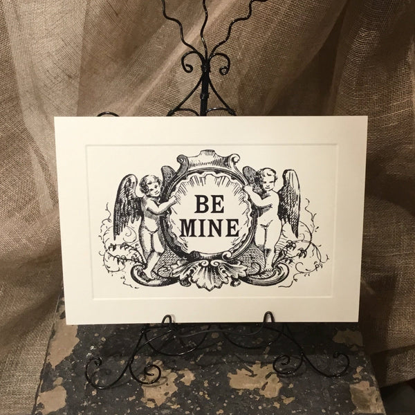 'Token of Love' Letterpress Gift Cards w/ Envelope