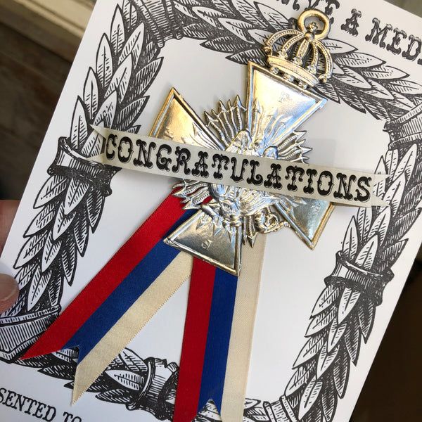 Awards of Merit Medallions