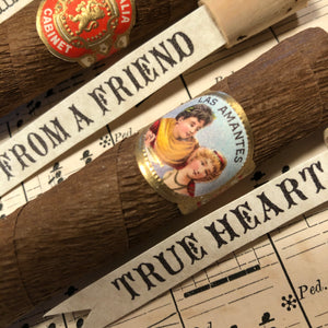 Hand Rolled Message Cigars
