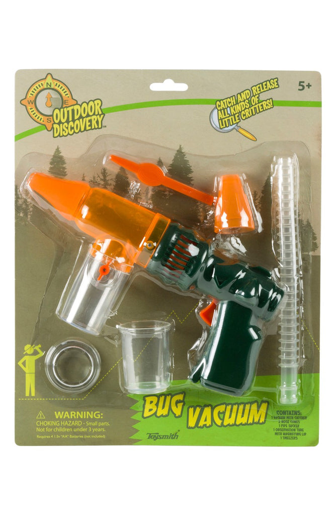 Toysmith Backyard Exploration Bug Vacuum