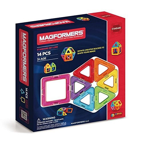 Magformers 14 Pc Set