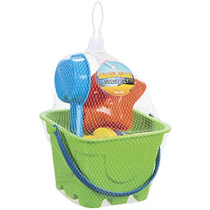 Toysmith Four Piece Bucket Set