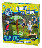 Toysmith Spray and Play Palm Tree Sprinkler - Toybox Toy Jungle