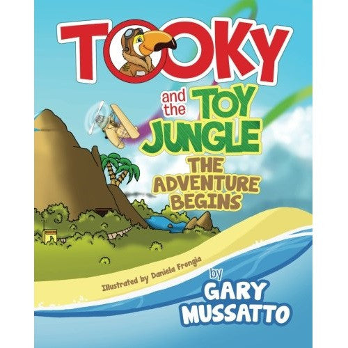 Tooky and the Toy Jungle - The Adventure Begins