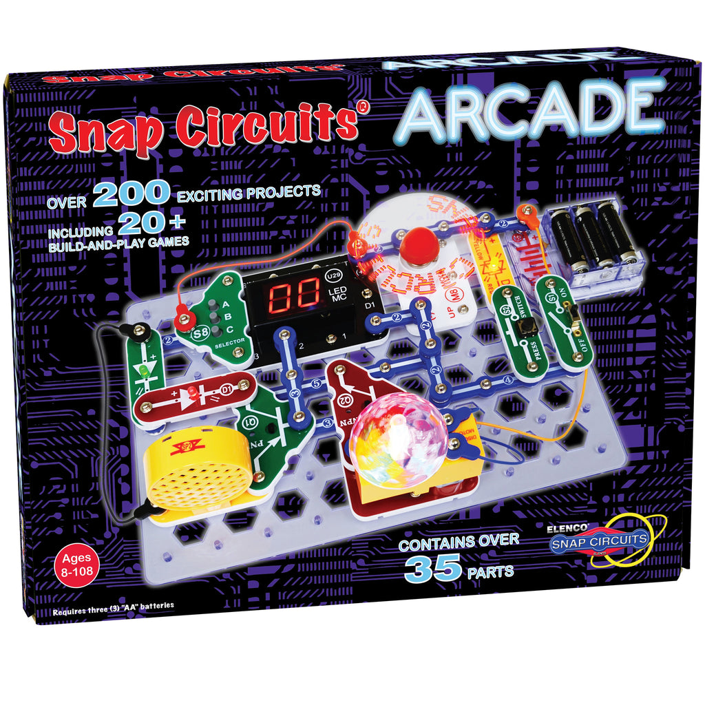 Elenco Snap Circuits - Arcade
