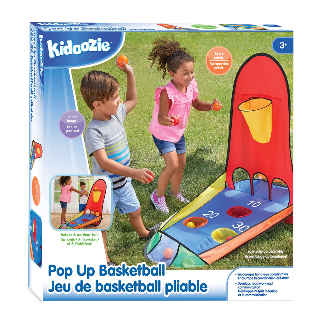 Kidoozie Pop Up Basket Ball