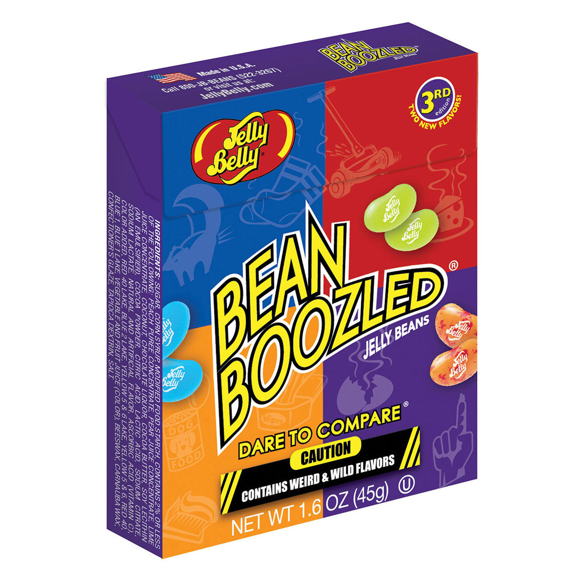 Jelly Belly Bean Boozled. - Toybox Toy Jungle