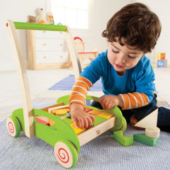 Hape - Block and Roll - Toybox Toy Jungle