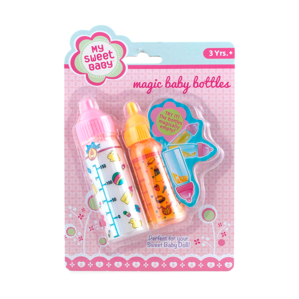 Toysmith My Sweet Baby - Magic Baby Bottles