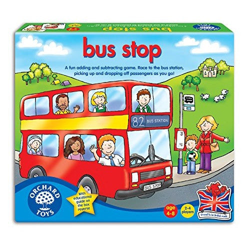 Orchard Toys - Bus Stop - Toybox Toy Jungle