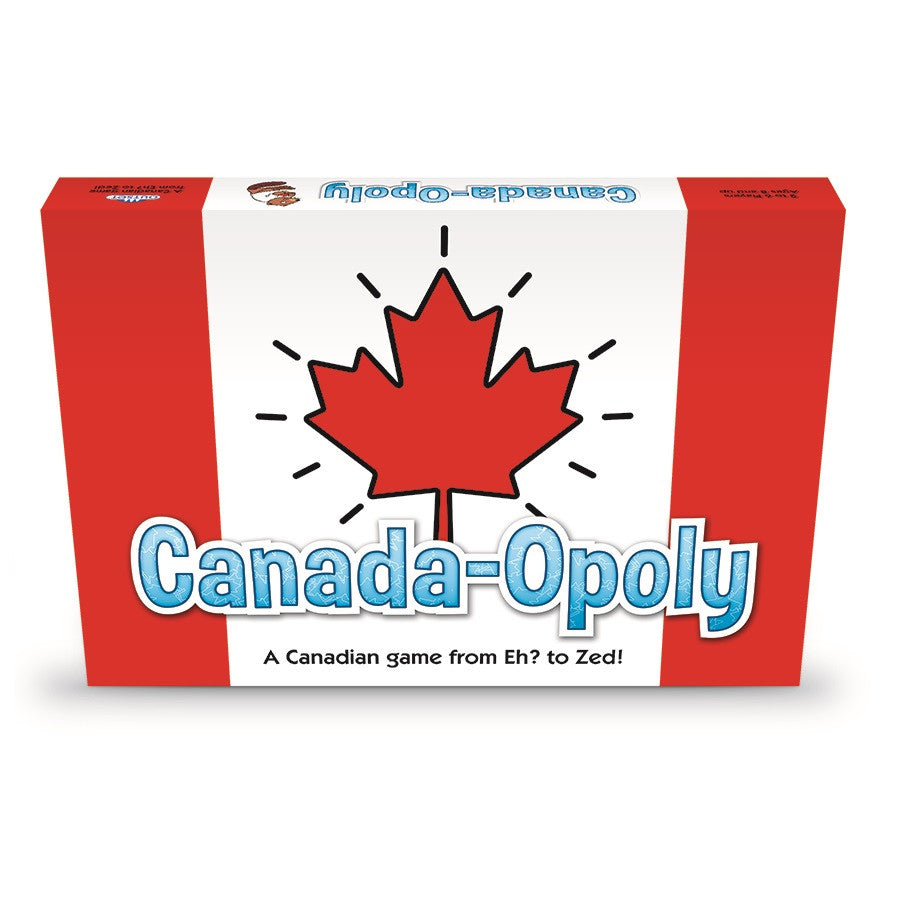 Canada-Opoly - Toybox Toy Jungle