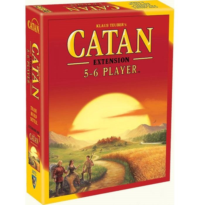 Catan - Base Game 5-6 Player Extension