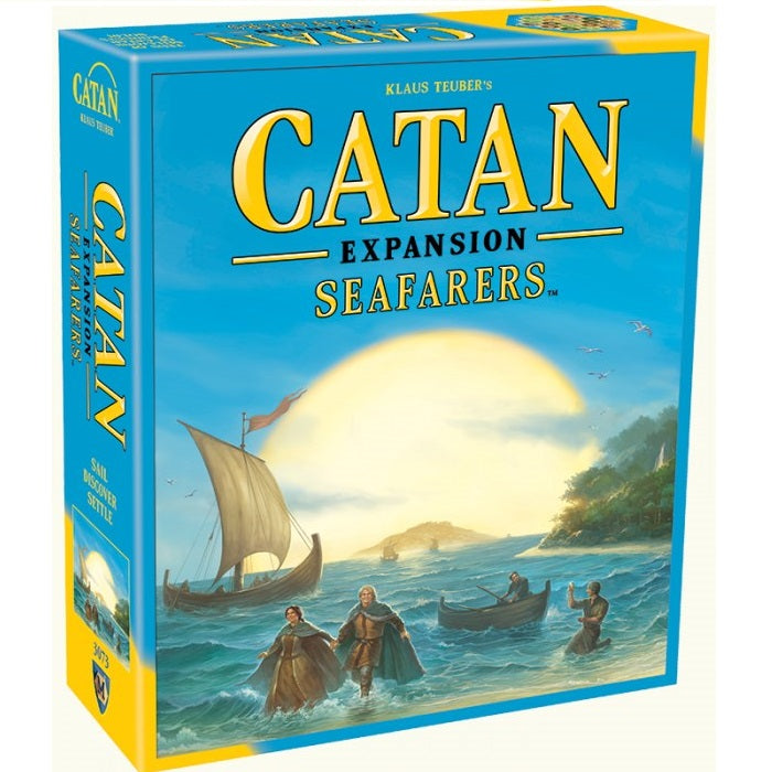 Catan - Seafarers Game Expansion - Toybox Toy Jungle