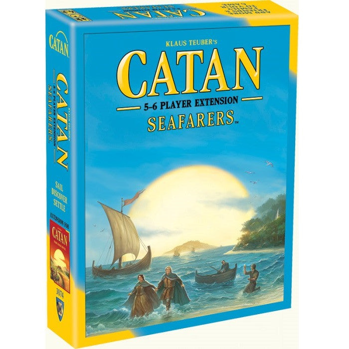 Catan - Seafarers 5-6 Player Extension