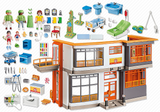 Playmobil Furnished Children's Hospital - Toybox Toy Jungle