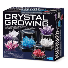 Crystal Growing Experiment Kit - Toybox Toy Jungle