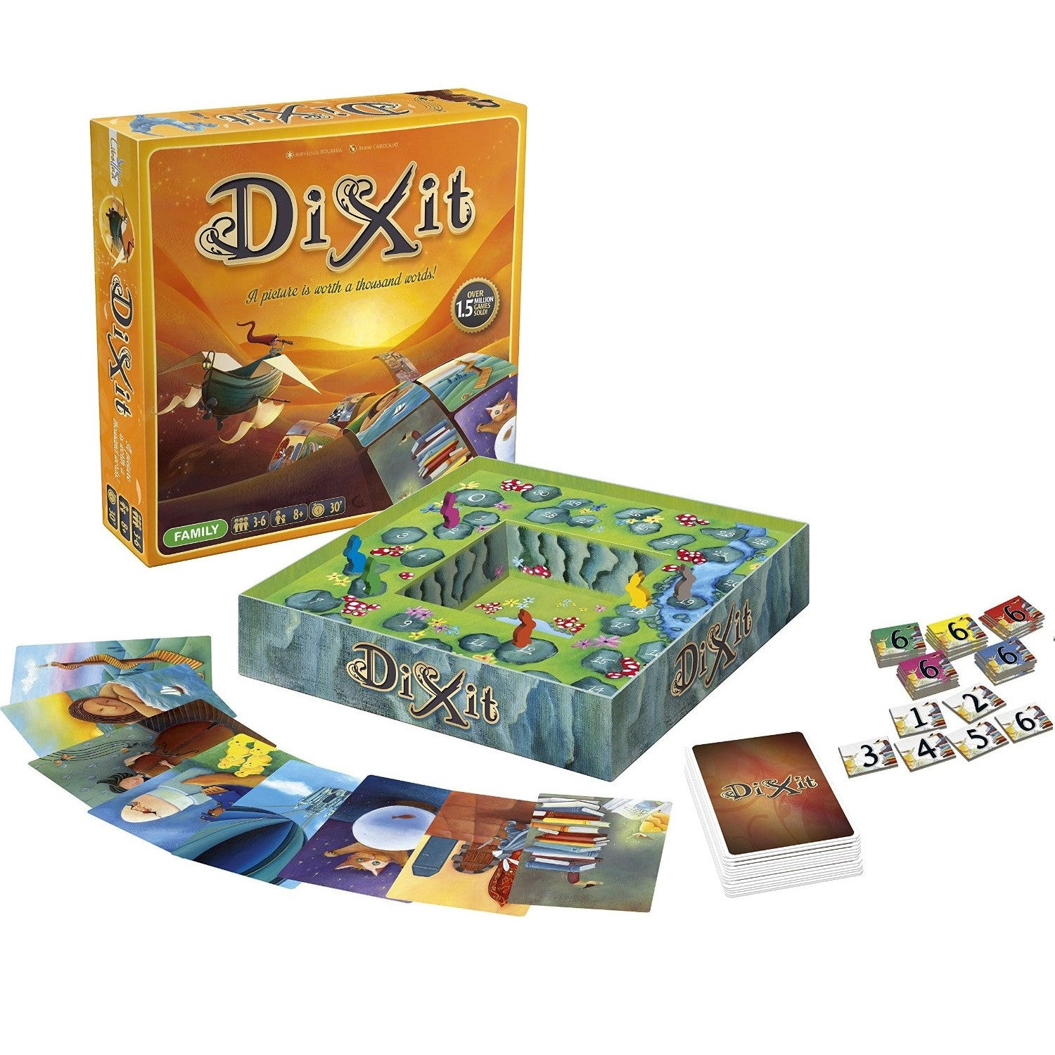 Dixit - Toybox Toy Jungle