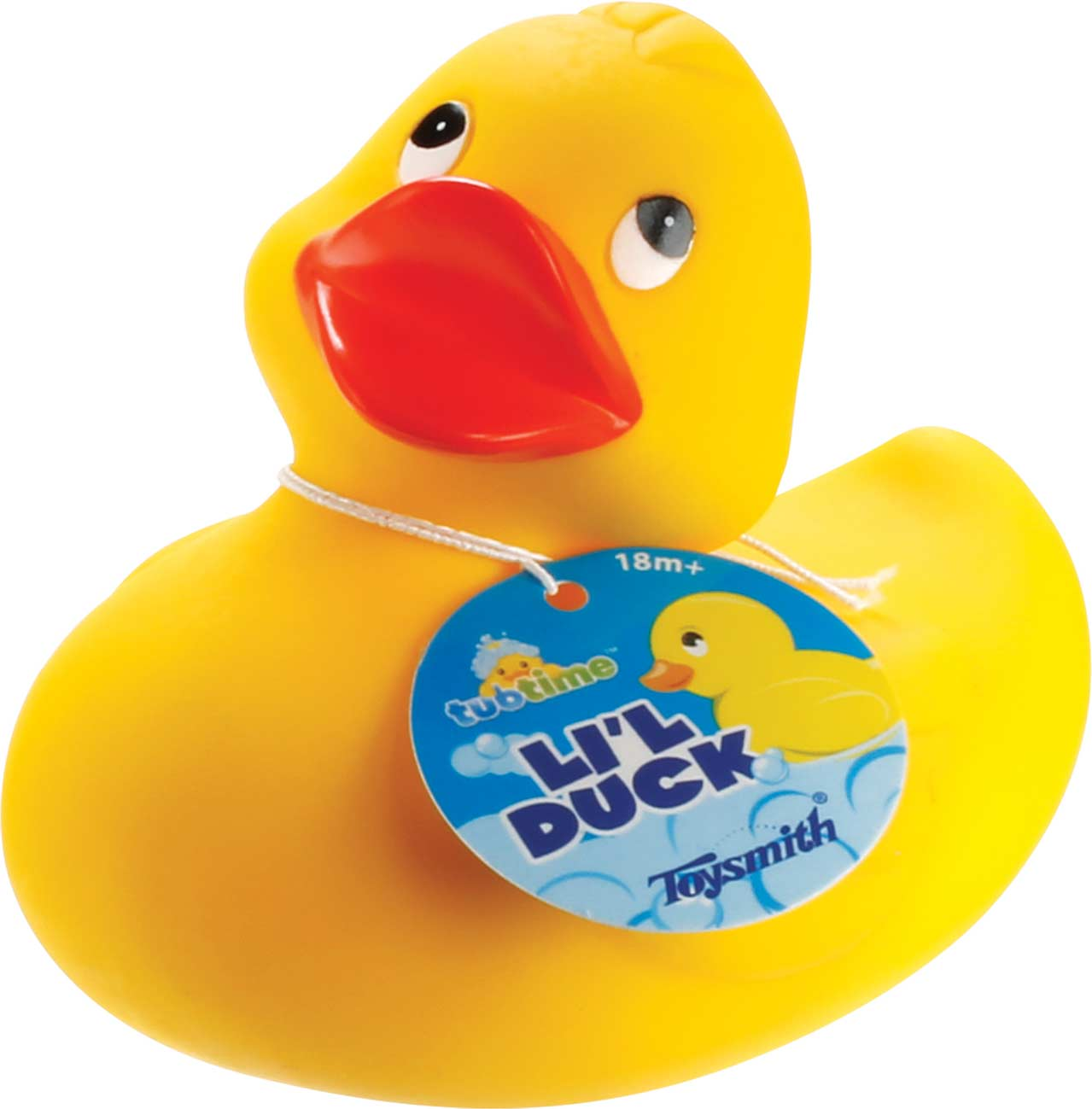 Toysmith Lil Bath Duck - Toybox Toy Jungle