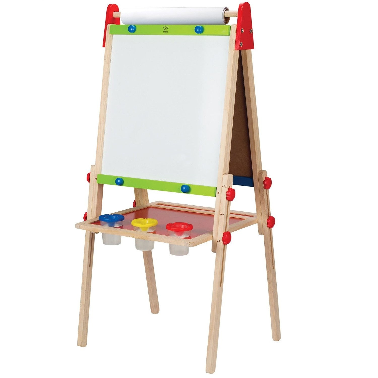 Hape All in 1 Standing Easel - Toybox Toy Jungle