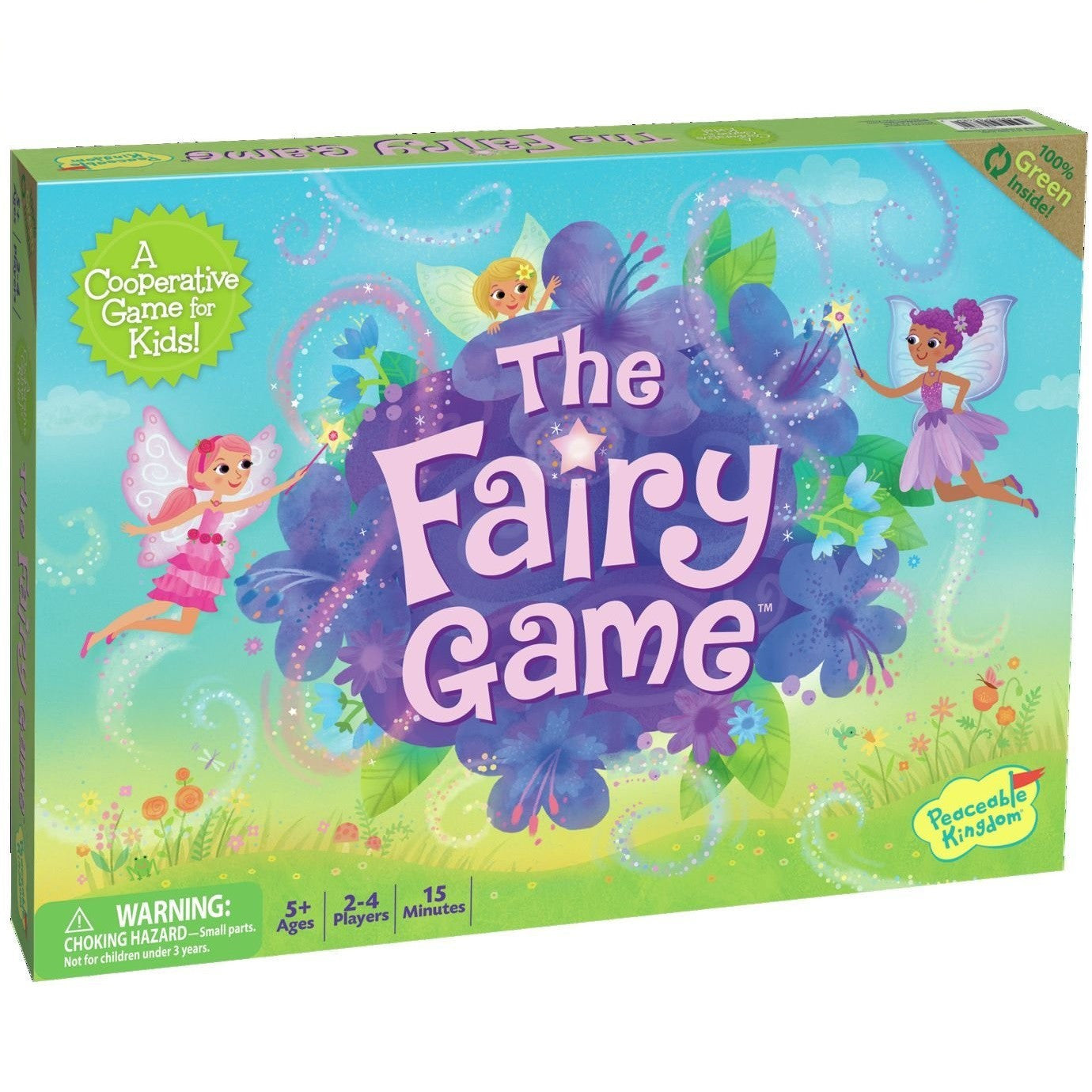 The Fairy Game - Cooperative Board Game