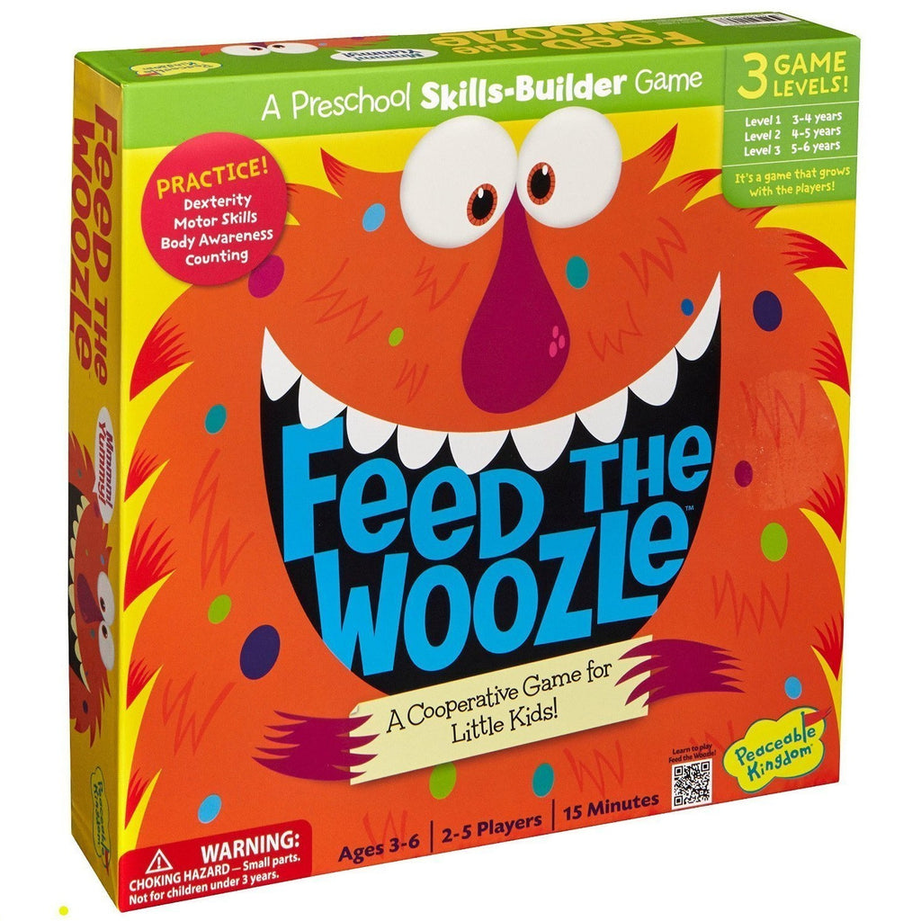 Feed the Woozle - Cooperative Board Game
