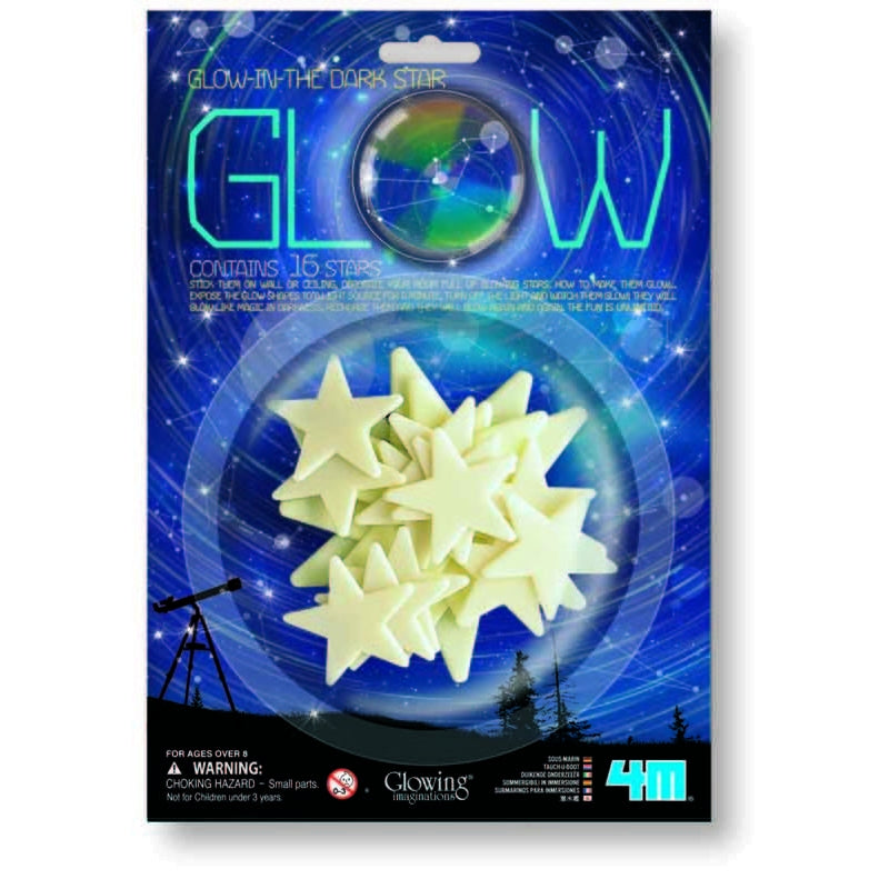 4M Glow in the Dark Stars