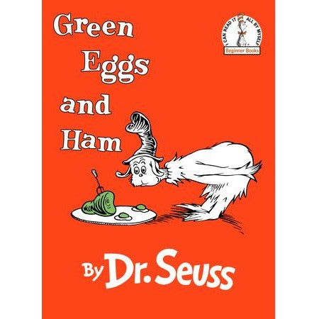 Green Eggs and Ham - Toybox Toy Jungle