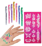 Toysmith Ink A Do Tattoo Pens - Toybox Toy Jungle
