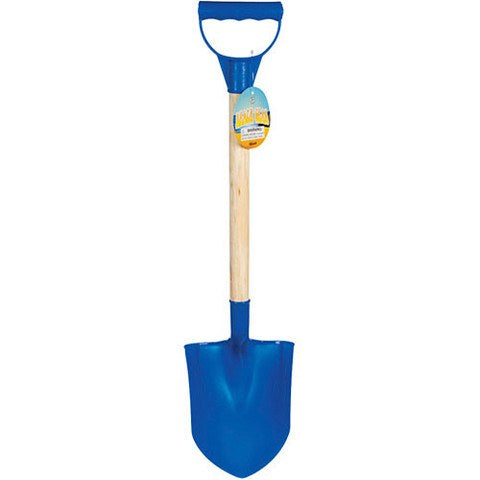 Toysmith Sand Shovel with Wooden Handle