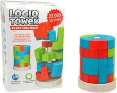 Logiq Tower - Toybox Toy Jungle