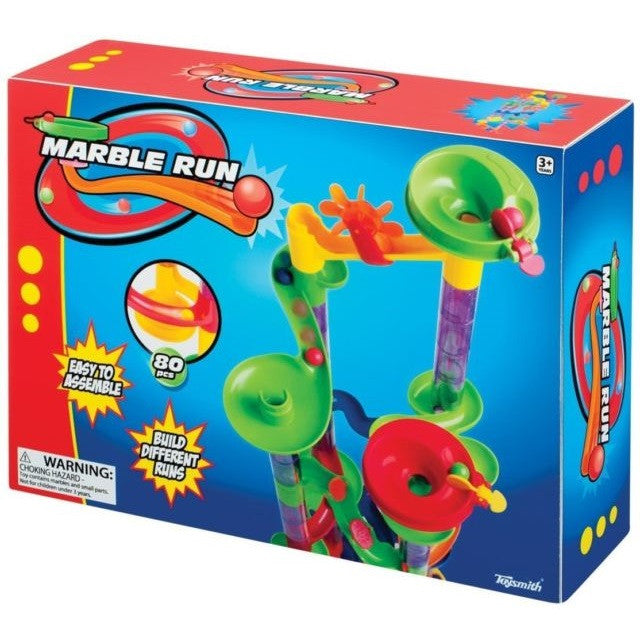 Toysmith 80pc Marble Run