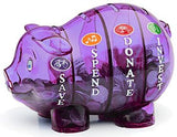 Money Savvy Piggy Bank - Toybox Toy Jungle