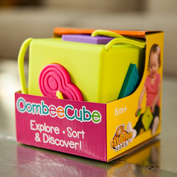 OombeeCube - Toybox Toy Jungle