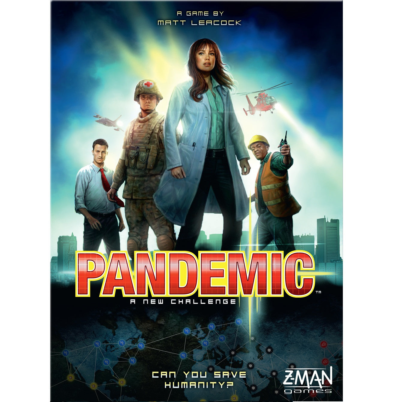 Pandemic - Toybox Toy Jungle
