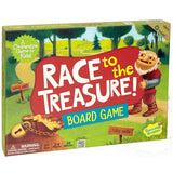 Race To The Treasure - Cooperative Board Game