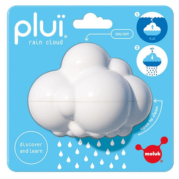 Plui Cloud White