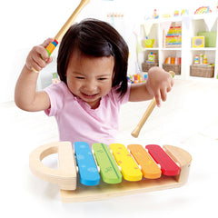 Hape Rainbow Xylophone - Toybox Toy Jungle